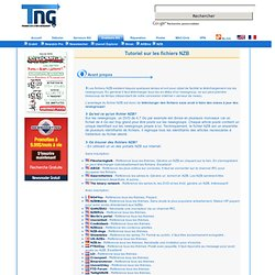 Tutoriel fichier NZB
