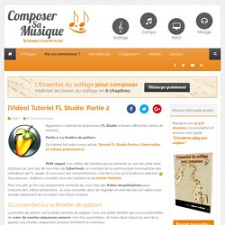 Tutoriel FL Studio Partie 2