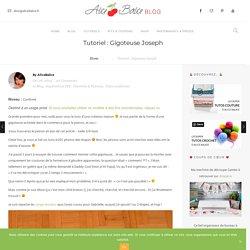 Tutoriel : Gigoteuse Joseph - Alice Balice - couture et DIY loisirs créatifs