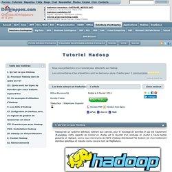 Tutoriel Hadoop