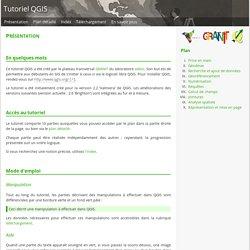 Tutoriel QGIS adess