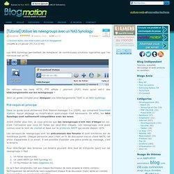 [Tutoriel] Utiliser les newsgroups avec un NAS Synology