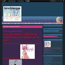 Tutoriels mangas gratuits! - Fans2mangas