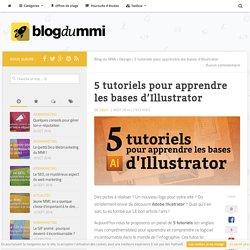 5 tutoriels pour apprendre les bases d'Illustrator