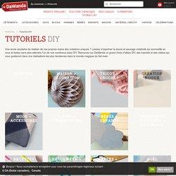 Do-it-yourself : des tutoriels DIY originaux à retrouver sur DaWanda