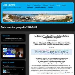 Tutta un'altra geografia 2016-2017