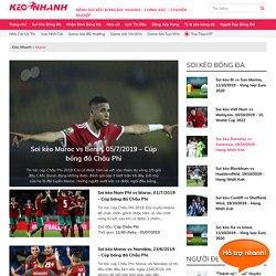 Đội tuyển Maroc: Thông tin, kết quả, lịch thi đấu trực tuyến