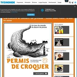 TV5MONDE- Caricature et dessin de presse :