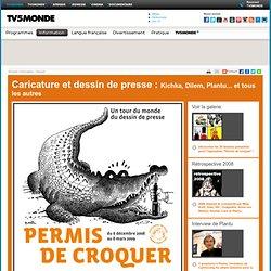 MONDE- Caricature et dessin de presse :