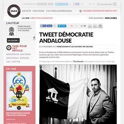 Tweet démocratie andalouse