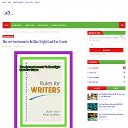 The new twelvemonth To Start Eight Cash For Create