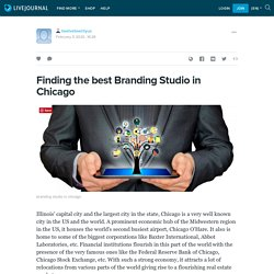 Finding the best Branding Studio in Chicago: twelvetwentyus — LiveJournal