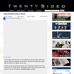 Twenty Sided - A Website for your Internet