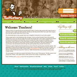 TwHistory