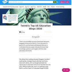 Top US Education Blogs