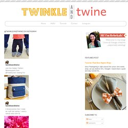 Twinkle and Twine: DIY Toggle Pendant Necklace