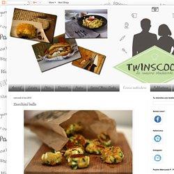 TwinsCook - la cuisine façon étudiant: Zucchini balls