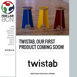 Twistab, our first product coming soon!