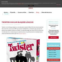 Twister con los bloques lógicos