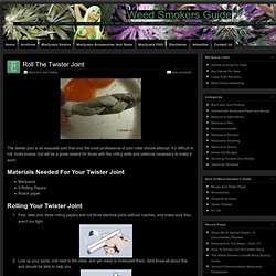 Roll The Twister Joint