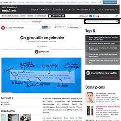 Reportage dans une twittclasse parisienne - Ça gazouille en primaire