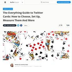 Twitter Cards Complete Guide: How to Set Up, Measure, More