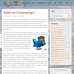 Twitter est-il chronophage ?