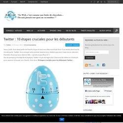 Twitter : 10 étapes cruciales pour les débutants
