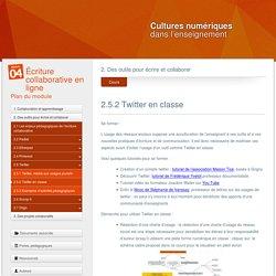 Écriture collaborative en ligne
