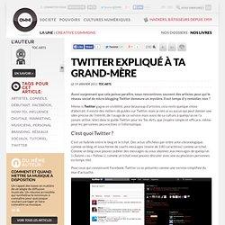 Twitter expliqué à ta grand-mère » Article » OWNImusic, Réflexion, initiative, pratiques