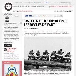 Twitter et journalisme: les règles de l'art » Article » owni.fr,