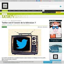 Twitter est-il l'avenir de la télévision