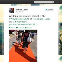 h_totheizzo : Walking the orange carpet