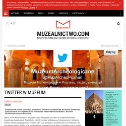 Twitter w muzeum