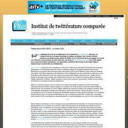 Histoire de la twittérature-Nouvelles