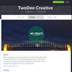 TwoDee Creative · Steven Dean · AwesomeWeb
