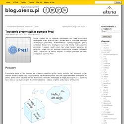 Tworzenie prezentacji za pomocą Prezi