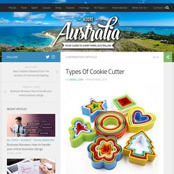 Types Of Cookie Cutter – Adore Australia