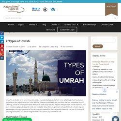 Hajj and Umrah Express Blog