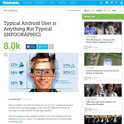 Typical Android User is Anything But Typical [INFOGRAPHIC]