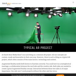 Dutch Rose Media, Augmented Reality Design
