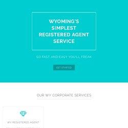 Wyoming Corporation