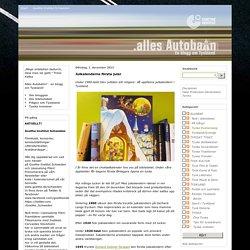 TYPISKT TYSKT - Alles Autobahn - En blogg om Tyskland