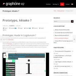 Prototypo, le générateur de typographies qui enflamme Kickstarter !