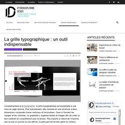 La grille typographique : un outil indispensable