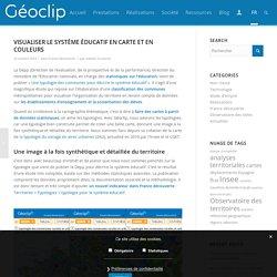 Géoclip - typologie communale pour décrire le système éducatif