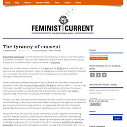 The tyranny of consent