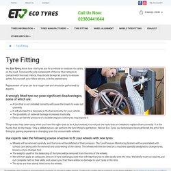Tyre Fitting Southampton