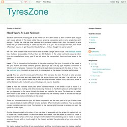 TyresZone: Hard Work At Last Noticed