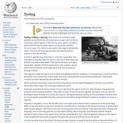 Tyrfing